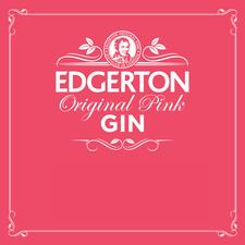 Edgerton Pink Gin  logo