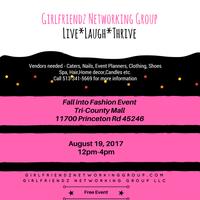 "Girlfriendz Networking Group ""Fall into Fashion"""
