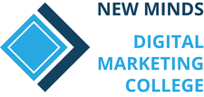 New Minds Digital Marketing College logo