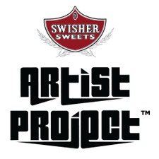 Swisher Sweets Artist Project logo