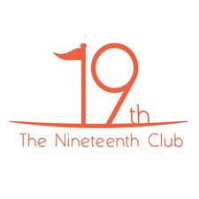 The 19th Club logo