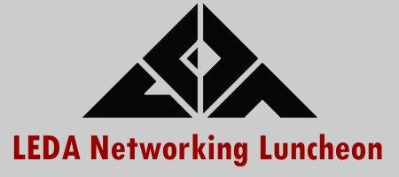 April LEDA Networking Luncheon: Networking Expo