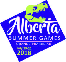 2018 Alberta Summer Games logo