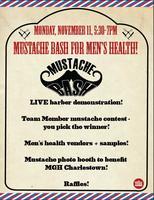 Mustache Bash for Men's Health