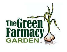 The Green Farmacy Garden logo