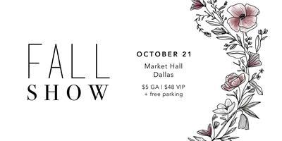 Flea Style Dallas Fall Show