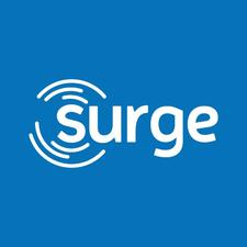 Surge for Water logo