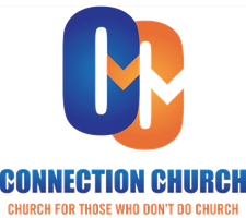 Connection Church: Church for those who don't do Church logo