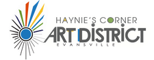 Haynie's Corner Arts District Association logo