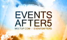Events After 5  logo