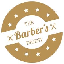 The Barber's Digest logo