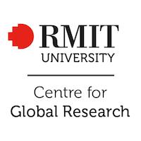 RMIT UNIVERSITY Centre for Global Research logo