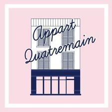 L'Appart Quatremain logo