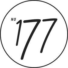 Number 177 Bar & Kitchen logo