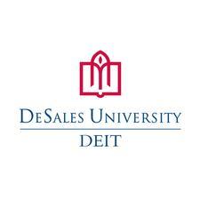 DeSales DEIT logo