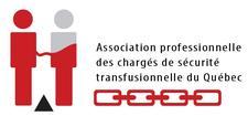 Association professionnelle des chargés de sécurité transfusionnelle du Québec logo