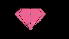 Pink Gems Ministries  logo
