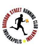 Bourbon Street Running Club logo