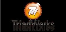 TriadWorks - Ensino e Formação logo