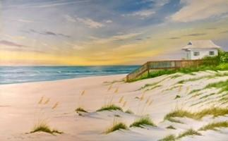 Watercolor and Airbrushing with John Maher