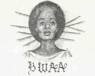 Black Women's Association of Albany logo