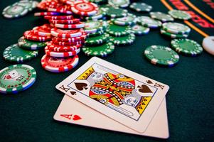 Amigos Texas Hold 'Em Tournament