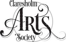 Claresholm Arts Society logo