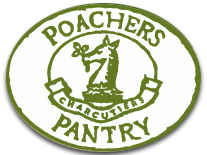 Poachers Pantry  logo