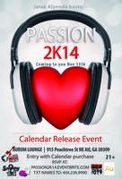 Passion 2K14 Calendar Release Event