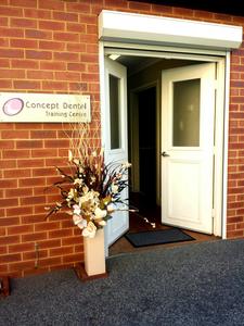 Concept Dental Training Centre logo