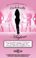Bachelorette Mayhem at Havana Club: Saturday Nov 16
