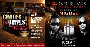 PLZ FWD: THIS FRI NOV 1ST...The Ole Skool Beat...
