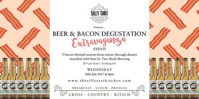 Beer & Bacon Degustation