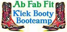 KICK BOOTY BOOTCAMP Summer Sizzle
