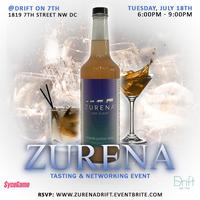 Zurena at Drift on 7th - Tasting & Networking Event
