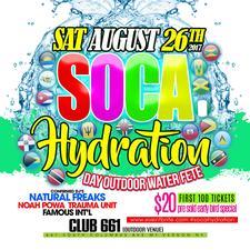 Soca Hydration Inc logo