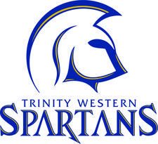 Trinity Western Spartan Athletics and Spartan Foundaton logo