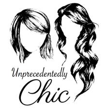 Unprecedentedly Chic  logo