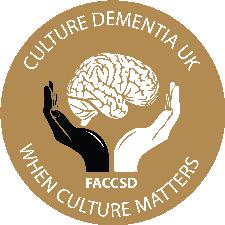 Culture Dementia UK logo