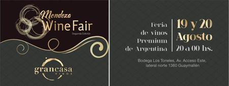 MENDOZA WINE FAIR