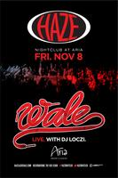 Wale Live at HAZE Nightclub