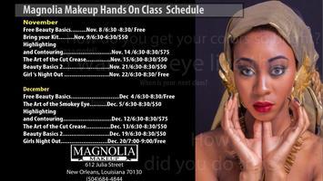 Magnolia Makeup Beauty Basics