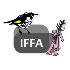 Indigenous Flora and Fauna Association  logo