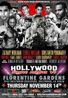 Hollywood Fight Night VI - Live Professional Boxing