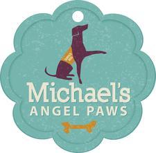Michael's Angel Paws logo