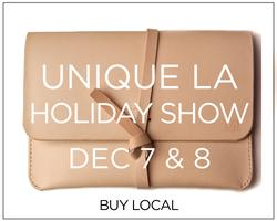 The 6th Annual UNIQUE LA Holiday Show