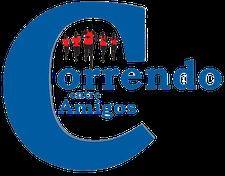 """Equipe de corredores de rua """"CORRENDO ENTRE AMIGOS"""" logo"""