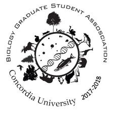 Concordia Biology Graduate Student Association logo