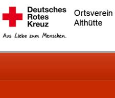 DRK Althütte logo