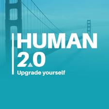 Human 2.0 USA logo